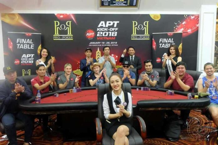 những CLB Poker hàng đầu tại Việt Nam
