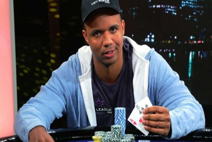 sự nghiệp Phil Ivey