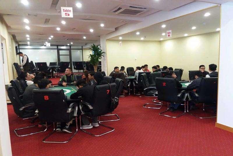 VStar Poker Club