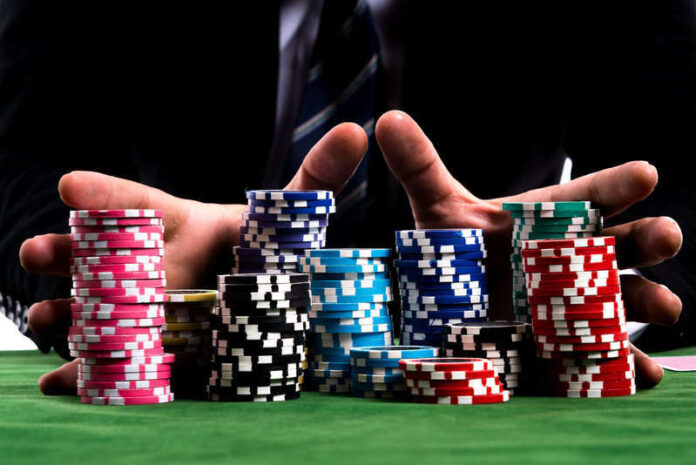 Call All In trong poker