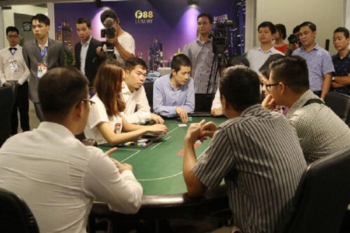 Giải đấu poker Việt Nam
