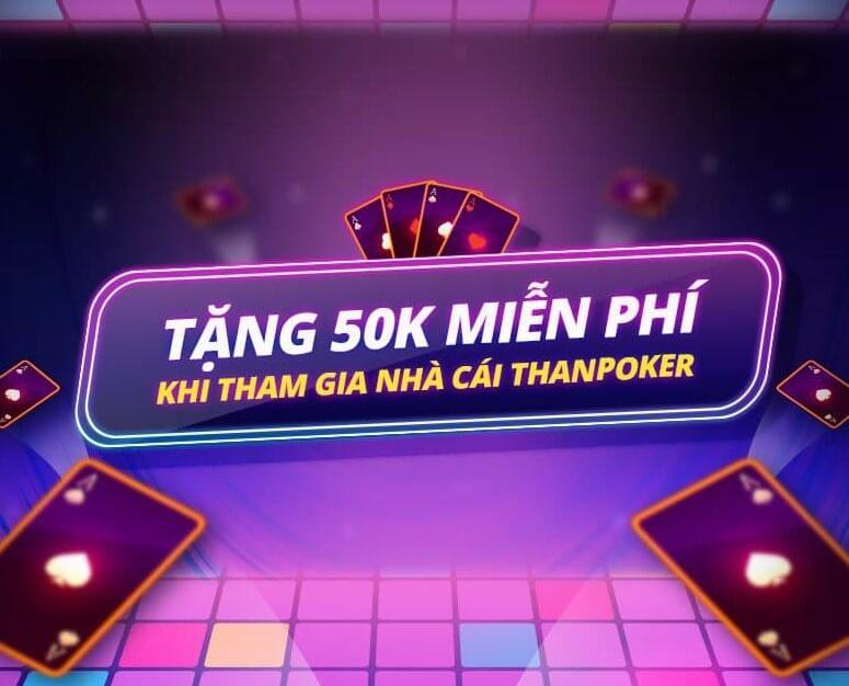 Khuyến Mãi Tặng Tiền Cược Miễn Phí Tại Thần Poker
