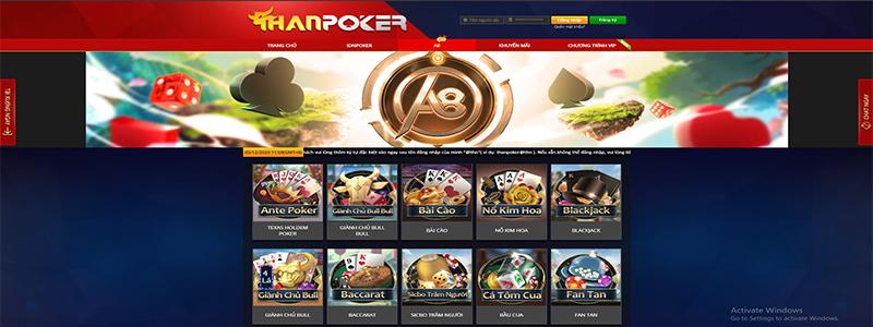 Nhà Cái Uy Tín Thần Poker