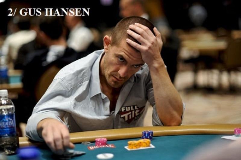 Những Người Chơi Thua Nhiều Tiền Nhất Lịch Sử Poker